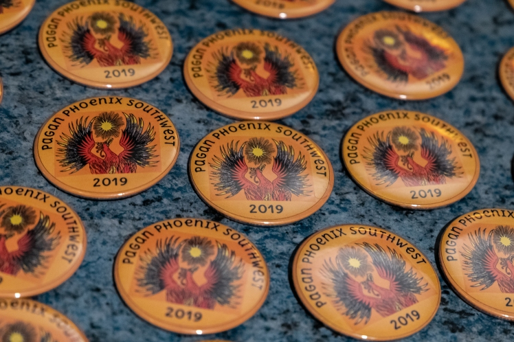 PPSW 2019 Badges